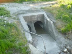 Baracska, Váli víz meder-rekonstrukciós munkái. DOVI-Trade Kft